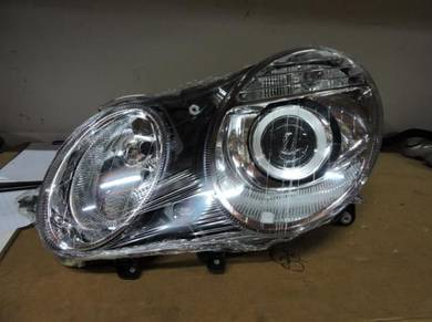 Mercedes Eclass W211 New Facelift 2006-08 Headlamp