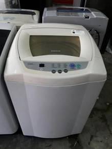 Mesin Basuh Washing Samsung Machine Auto Refurbish