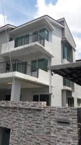 2 1/2 storey semi D, Taman Bukit, Bukit Mertajam