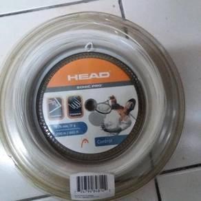 Head Sonic Pro tennis strings
