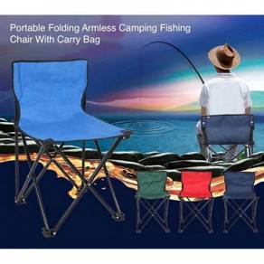 Foldable armless chair / kerusi lipat 08