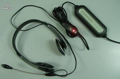 DSP-300 Digital USB Stereo PC Headsets