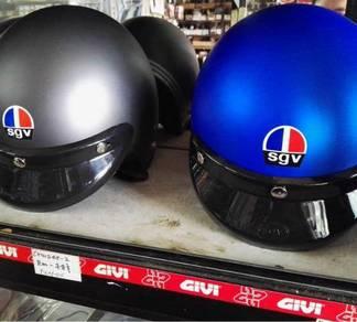 Helmet SGV Matt Color