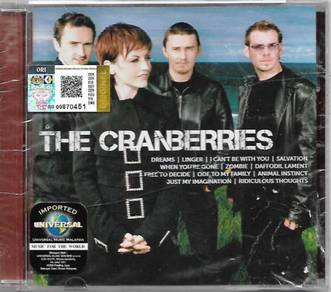 IMPORTED CD The Cranberries Greatest Hits