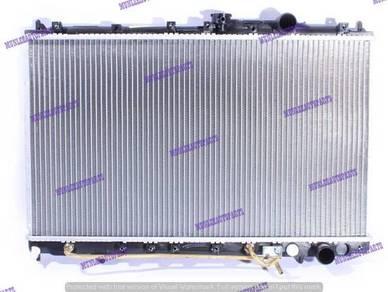 New Oem Radiator Proton Wira 1.5 , 1.6 4G15 , 4G92