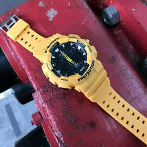 G-shock ga110 yellow edition