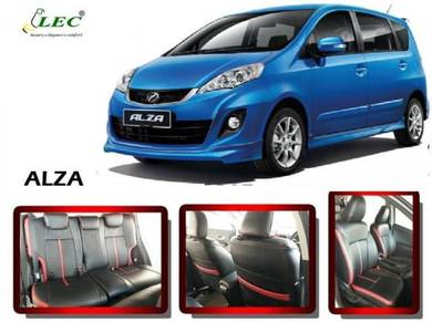 ALZA LEC Seat Cover sports series (ALL IN)