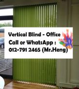 Hot selling office Vertical Blind UA98