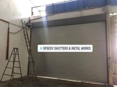 Roller Shutter Door service