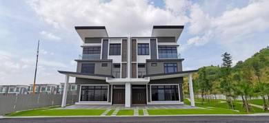 Iskandar Puteri Winter Pavilion 3 Storey Semi Detached - 100% Loan