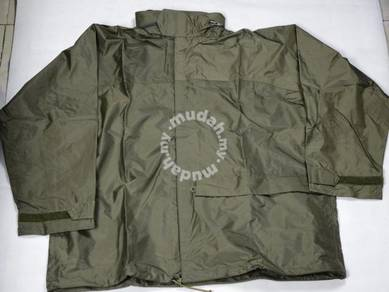 Holland Army Raincoat Jacket