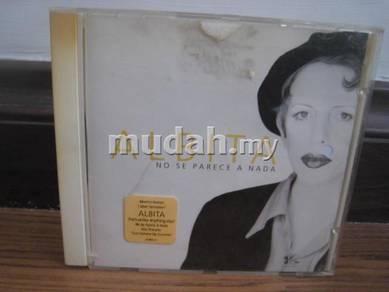 CD Albita - No Se Parece A Nada