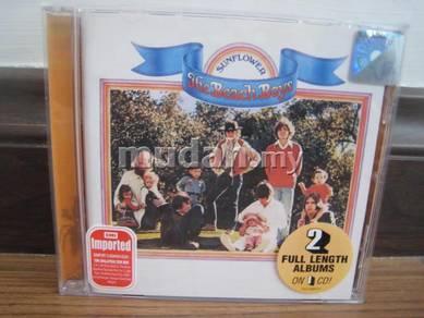 CD The Beach Boys - Sunflower - Surf s Up