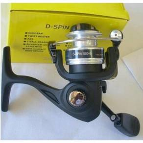 Daiwa D-Spin 500 / 1000 Fishing Reel - Ultralight