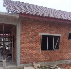 Sambung Rumah&Dapur Nilai (Alif)