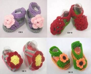 Crochet Booties -3