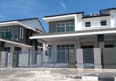Double Storey Semi Detached House at Taman Sinar Intan 3, Sg Petani