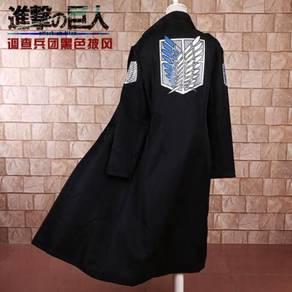 Anime Attack On Titan cosplay jacket