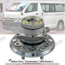 Oem Front Wheel Bearing Hub Toyota Hiace Van 200