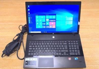 17.3 HP PROBOOK LAPTOP. 4GB RAM|640GB HDD|/INTEL i