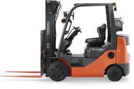 Rental Warehouse Forklift (4m, 3.20 ton)