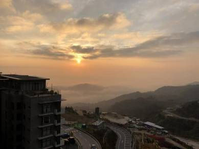 Condo managed by 5* hotel at the Peak of Genting Highland