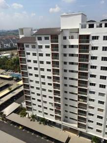 Direct owner unit suria permai apartment, taman equine, seri kembangan
