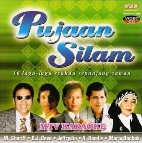 Pujaan Silam VCD MTV Karaoke M.Shariff DJ Dave