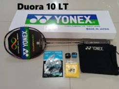 Raket Yonex Box Duora 10 LT