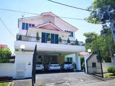 2.5 Storey Corner Renovated Lot Bungalow Taman Kepayang Height Sbn