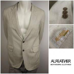ALFEATHER Single Breasted Jacket Blazer