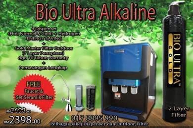 Water Filter Penapis Air Bio ULTRA cooler 6.7QK