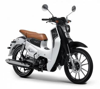 GPX POPZ 110 SE -Special Edition- Low Downpayment