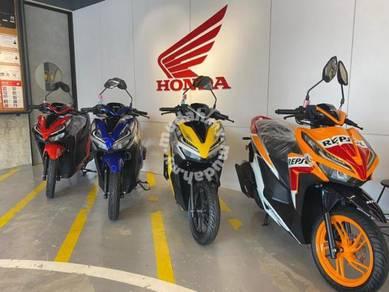 Honda vario 150 new colour (year end sale)