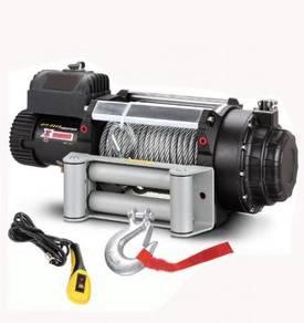Dd electric winch x series 18000lbs 24v 4wd 4x4