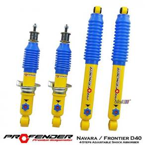 Nissan navara d40 np300 profender absorber 4wd