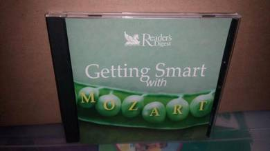 CD Getting Smart With Mozart