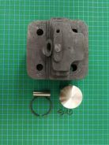 Block Cylinder Assembly Mitsubishi TL43 Trimmer