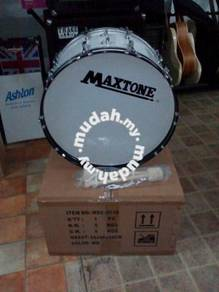 Maxtone-Marching Bass Drum( 20'' )