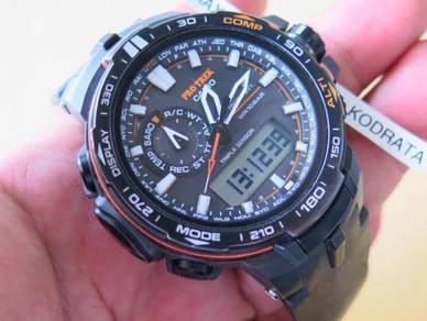 Casio Protrek Prw6000y Triple Sensor