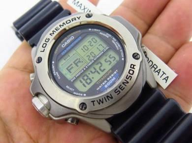 Casio Sea-Pathfinder twin sensor