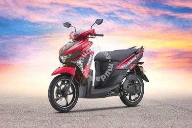 2019 Yamaha Ego Avantiz new model