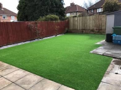 Artificial grass carpet deco landscape