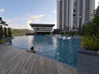 Most Valuable | Bukit Bantayan | Dual Key | 18th Floor | Fully Furnish