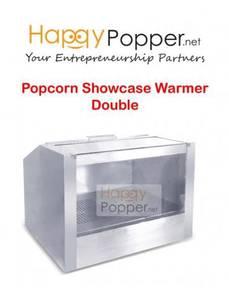 Popcorn Machine Display Warmer Showcase New wrnty