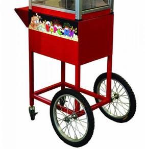 Popcorn machine cart trolley for model 8oz new