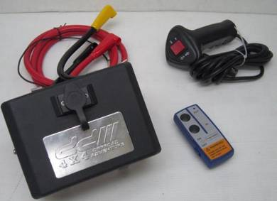 DnD electric winch relay solenoid control box 4wd