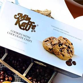 Promosi Minkaffe Cookies with Chocolate Chips