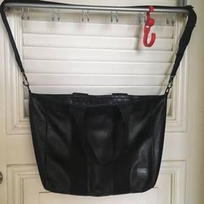 Porter Tokyo Japan Leather Sling Bag