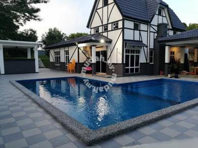 Lot 986 A'Famosa Resorts with Largest Private Pool
